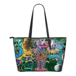 Magical Kingdom Map | Handbags