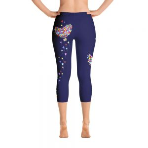 Love Lifts Us UP | Leggings | Made in the USA