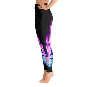 Magical Castle | Leggings | Made in USA