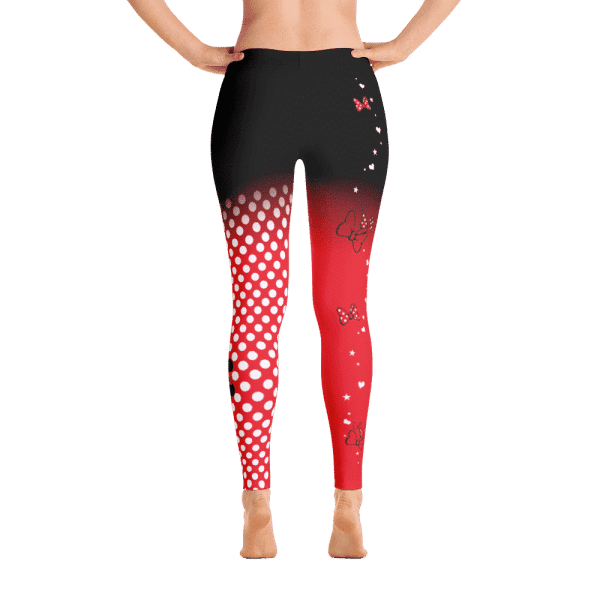 Dots and Bows   Leggings   Made in USA