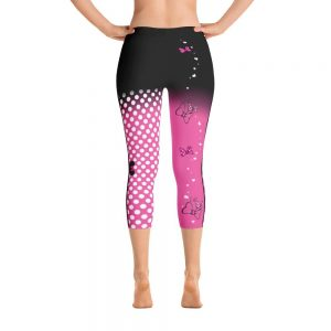 Dots and Bows | Leggings | Made in USA