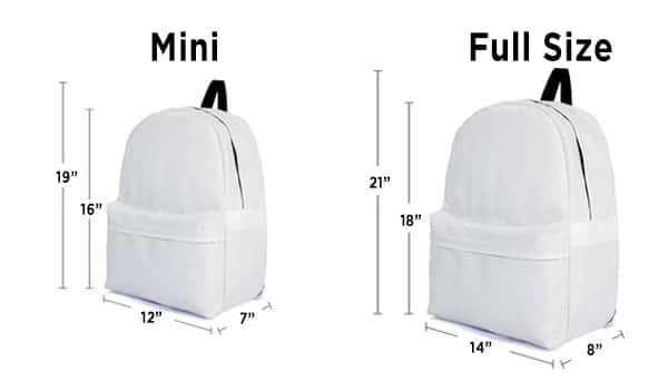 backpack-sizes