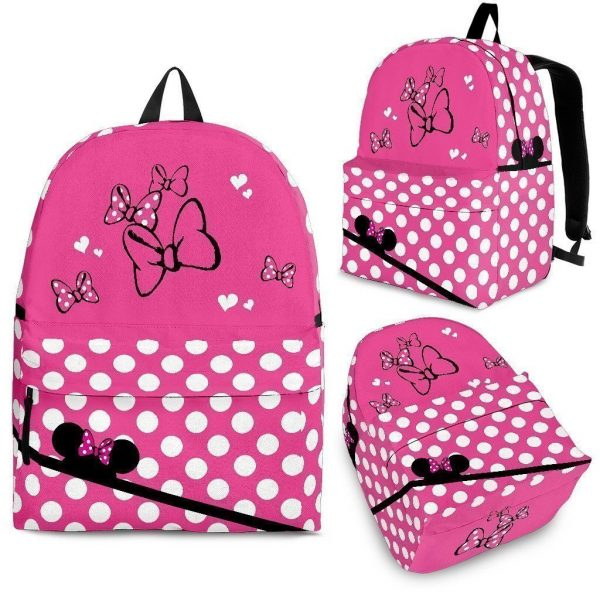 Dots & Bows | Backpack