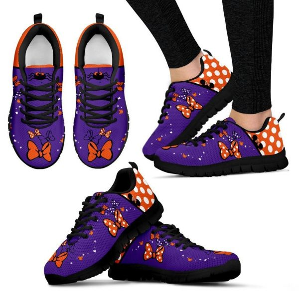 Dots and Bows | Minnie Inspired Halloween Shoes