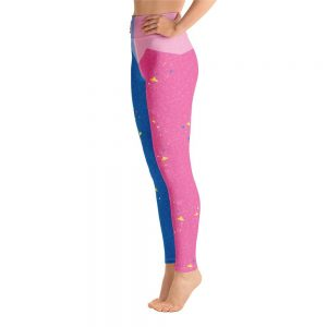 Make It Pink, Make It Blue | Leggings | Made in USA