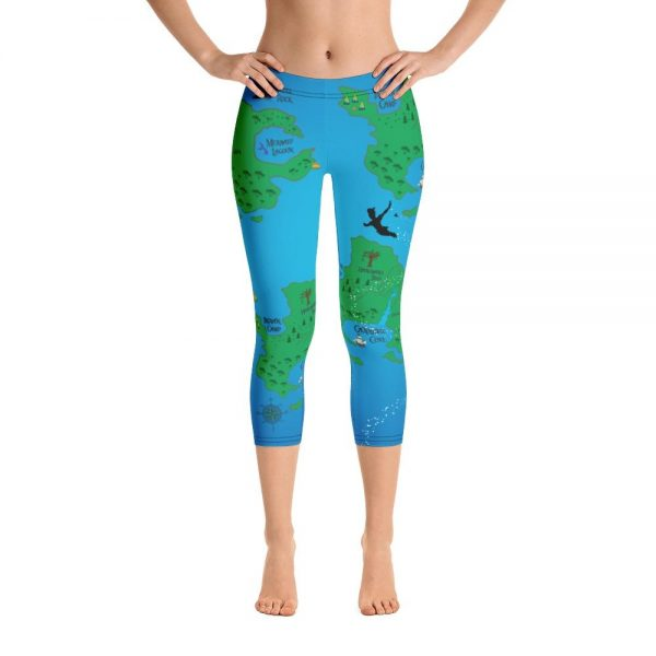 Second Star To The Right | Leggings | Made in USA