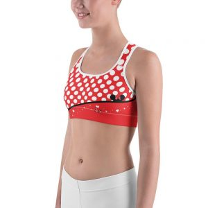 Dots & Bows | Sports Bra