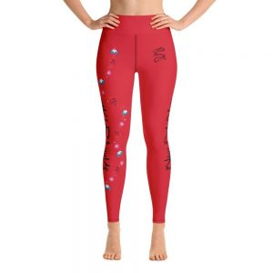 Reflections Of Beauty   Leggings   Made in USA