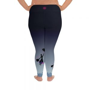 Practically Perfect | Curvy Leggings  | Made in the USA