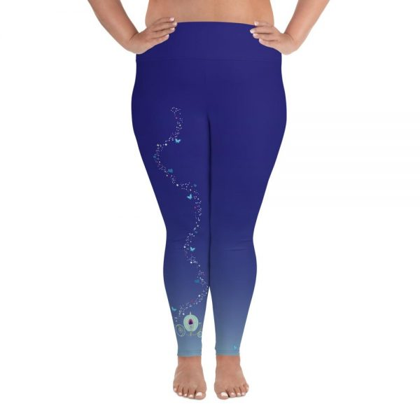 Wishes and Dreams | Curvy Leggings  | Made in the USA