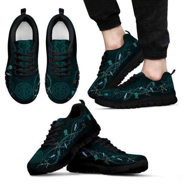 Change Your Fate | Merida Inspired Shoes