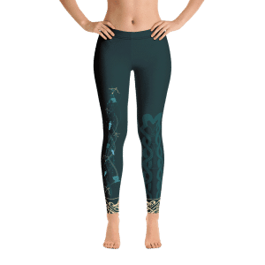 Change Your Fate | Leggings | Made in USA