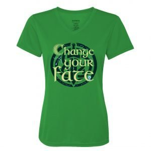 Change-Your-Fate-Ladies-Performance-Vneck-Kelly-Green