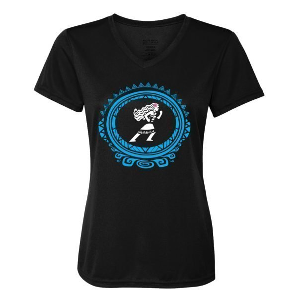 How-far-ill-go-ladies-performance-vneck-black