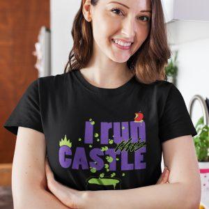 I-run-this-castle-unisex-cotton-poly-crew-black-model