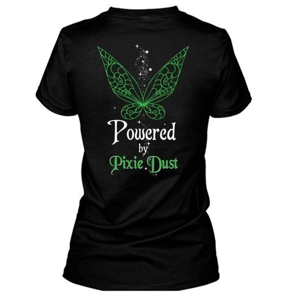 Powered-by-pixie-dust-back-ladies-performance-vneck-black