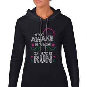 Skys-awake-so-i-have-to-run-ladies-lightweight-hoodie-black