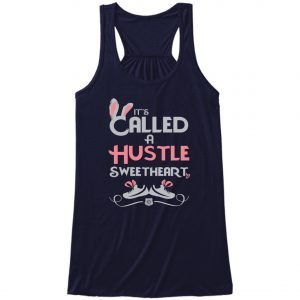 its-called-a-hustle-sweetheart-ladies-flowy-tank-top-navy