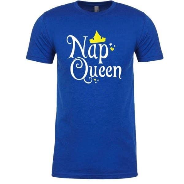 nap-queen-unisex-cotton-poly-crew-royal