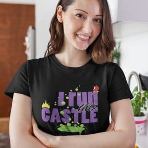 I-Run-This-Castle-Shirt