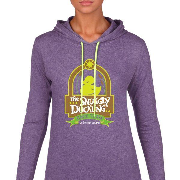 snuggly-duckling-race-team-ladies-lightweight-hoodie-purple