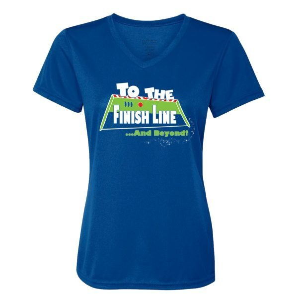 to-the-finish-line-buzz-ladies-performance-vneck-royal