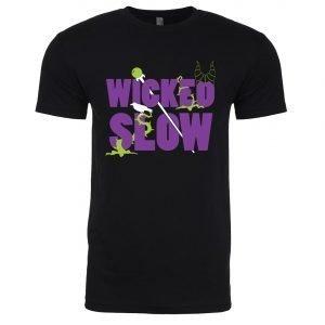 wicked-slow-unisex-cotton-poly-crew-black