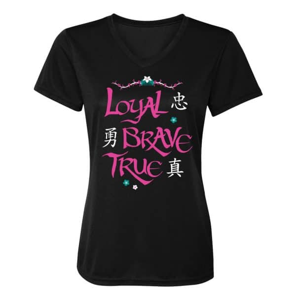 Mulan-Shirt-Ladies-Vneck
