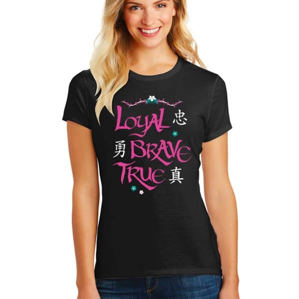 Mulan-Shirt-Model-Ladies-Tee