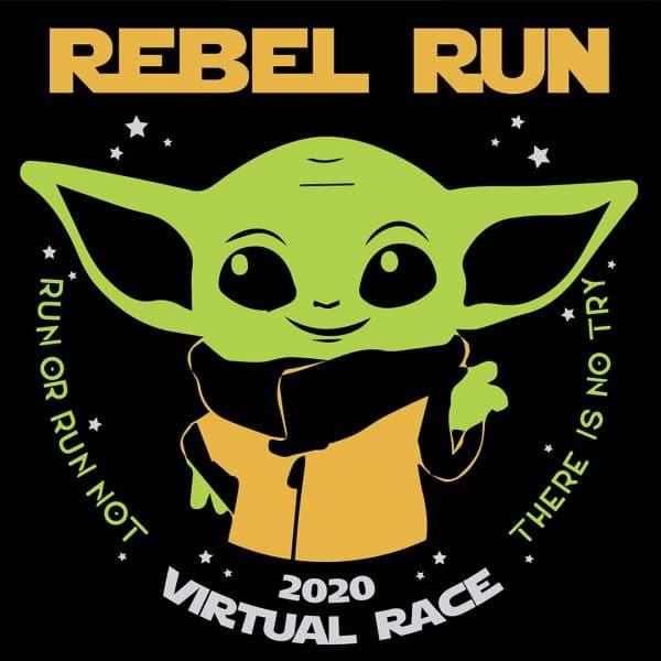 Rebel Run Virtual Race 2020