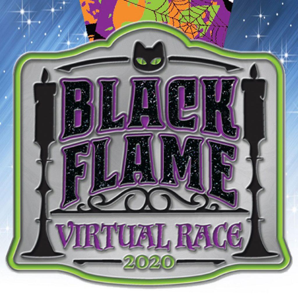 Black-Flame-Race-Medal