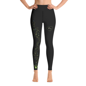 PF-Yoga-2_Yoga-Pants_Yoga-Pants2_Black_Yoga-Pants_Yoga_Leggings_front_waist_mockup_Front_Default_White