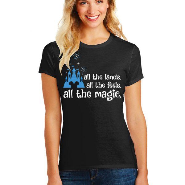 all-the-magic-ladies-tee-black