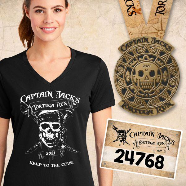 Captain Jacks Tortuga Run
